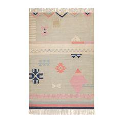 ARRO Home: 100% Woven Cotton Rug
