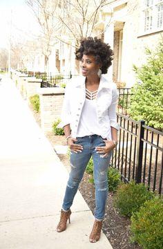 All The Cute-Sheridan Skinny & Savannah Jacket