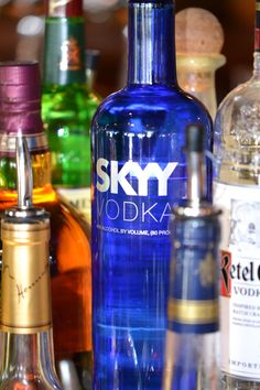 Liquor of the month at Remington Park: All Skyy Vodka drinks are just $5.75!