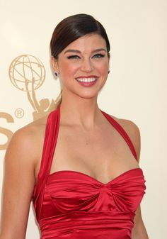 Adrianne Palicki Photos - Celebrities arriving at the Primetime Emmy Awards held at the Nokia Theatre in Los Angeles, CA. - The Primetime Emmy Awards 2011 - Arrivals 2 Best Testosterone Boosters, Wet Lips, The Wb, Rebecca Ferguson, Hollywood Boulevard, Glamour Magazine, Female Stars, Successful Women, Beautiful Actresses