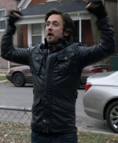 Shameless Justin Chatwin Black Geniune Leather Jacket  	Although Justin Chatwin fans will no longer get to see him star as Jimmy/Steve in the TV series shameless, they can still enjoy his great sense of style by wearing a Justin Chatwin Shameless leather jacket. The show goes on, but Chatwin's