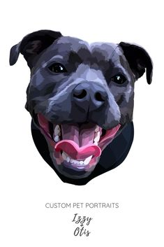 Expert Portraits Created From Your Pet Photos Dog Portraits, Portrait Art, Family Portraits, Being In The World, Dog Photos, Canvases, Dog Love, Your Pet, Hands