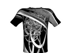 """All over T-Shirt design """"WIRED"""" by Eric Rasmussen. Create your own T-Shirt or open your own shop."""