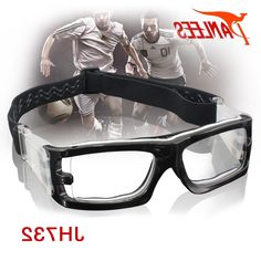 35.00$  Buy here - http://alitx7.worldwells.pw/go.php?t=32393662278 - Hot Sales Panlees Anti-impact Sport Goggles Prescription Soccer Glasses Basketball Glasses With Adjustable Strap Free Shipping 35.00$