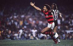 Nunes era a peça que faltava ao time mágico do Flamengo de 1980
