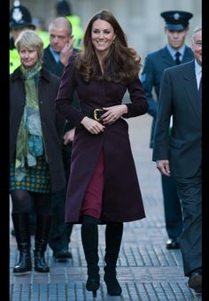 Kate Middleton, duchesse du style