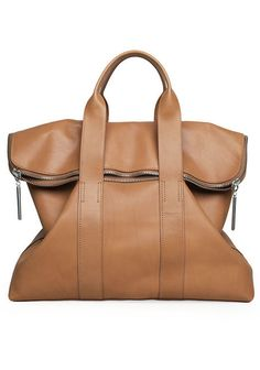 "obsessing over this bag at 7 in the morning. not good. 3.1 Phillip Lim's 31 hour bag. ""affordable"" too."