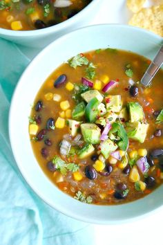 17 Healthy Soup Recipes For Weight Loss (EASY & YUMMY) - Eat Dojo - Page 4