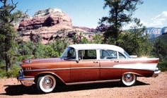 1957 Chevrolet Bel Air 4-Door Sedan