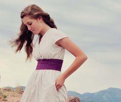 Maxi Sheet Dress | Running with Scissors (Size: XS-XL) [Purchase Pattern]