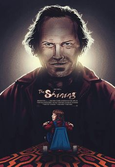 The Shining by Sahin Duzgun - Home of the Alternative Movie Poster -AMP- Horror Movie Posters, Horror Movies, Real Life Horror Stories, Stephen King Movies, Youtube Instagram, Movie Synopsis, Superhero Poster, Fan Poster, Cinema