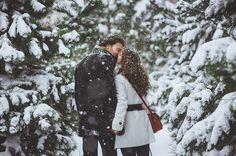winter, nature walks