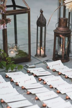 Metallics farm wedding inspiration | Photo by Made in March | Read more -  http://www.100layercake.com/blog/?p=82428