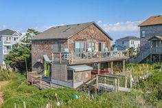 Slackerville: 4 Bedroom, 2 1/2 Bath - Hot Tub - Pet Friendly - Oceanfront - Avon NC