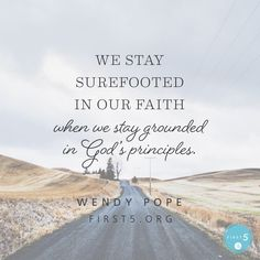 """#First5 @First5App @WendyPope  Today's #First5 is right on! Read it and tell me what you think. This part really spoke to me:  """"What we listen to, watch and read may not be listed in the Bible as sin, but if participating in them doesn't draw us closer to God, then it pulls us away from Him."""""""