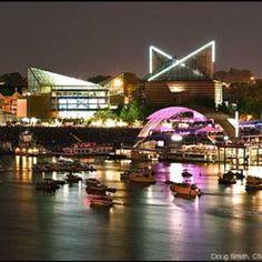 Riverbend Music Center Cincinnati OH