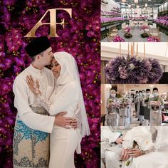 As promised! Here are some more photos from the spectacular traditional Malaysian wedding for one of our goldsmith's brothers whom he made the wedding jewellery for. A huge congratulations to the happy couple from us! (We really love those table centre pieces) 🥰🌷 #wyldemoments