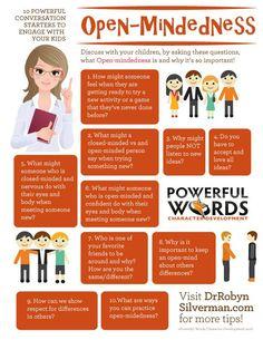 10 Powerful Conversation Starters