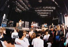 Pearl Jam 1992 Ten Tour