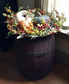 Unique Fall Decor