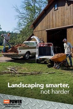 Nowadays you don't have to pay a landscaper to come to your property for heavy machine work – now all you have to do is go to compactpowerrents.com, find what you need and have it sent to you. You'll also get expert advice on getting the right tools for the job. Check out compactpowerrents.com today and get started.