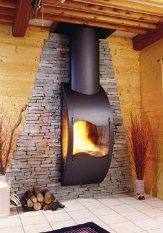 New Pics big Stone Fireplace Ideas Terrific Pic Fireplace Outdoor stone Tips Choose a hearth style and design of which corresponds siz Outdoor Stone Fireplaces, Modern Outdoor Fireplace, Stacked Stone Fireplaces, Modern Fireplaces, Stone Fireplace Designs, Stone Fireplace Mantel, Fireplace Ideas, Architectural Digest, Ibiza