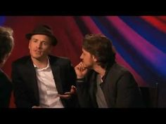 McAvoy+Fassbender interview compilation. Damn them they are so cute!