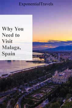 Located on the southern coast of Spain, Málaga has something for everyone, all packed into one perfect paradise. You need to visit Málaga! Europe Travel Outfits, Packing For Europe, Europe Travel Guide, Spain Travel, Travel Guides, Travel Destinations, European City Breaks, European Travel Tips, Weekend Trips