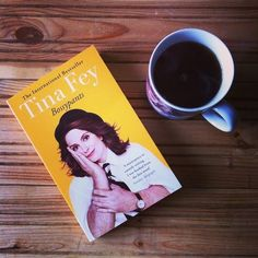 Bossypants, by Tina Fey | 37 Books Every Creative Person Should Be Reading
