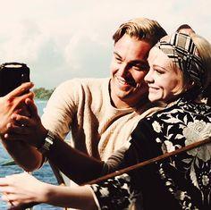 The Great Gatsby Movie || Jay Gatsby & Dasiy Buchanan