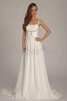 Gorgeous Empire Dress Features Exquisite Sequin Detail