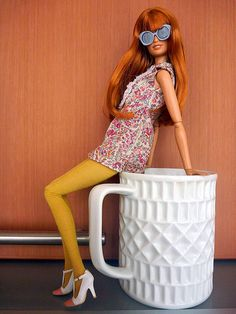 MY MUG MY DOLL 2012 | My fave mug is a Sargadelos mug, its a… | Flickr