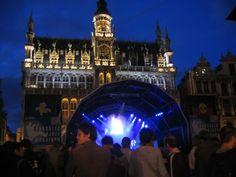 The International Jazz Festival in Brussels!