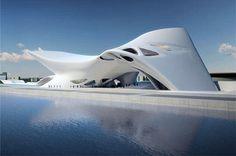 Área Visual: La arquitectura de Zaha Hadid