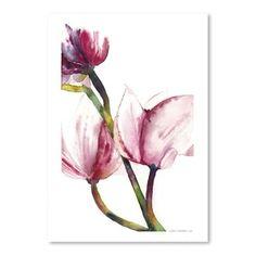 Plagát Magnolia I, 30x42 cm