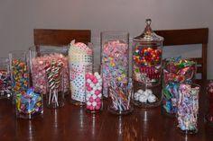 Candy decor