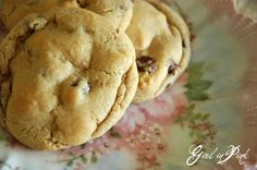 One Girl In Pink: What is it About a Chocolate Chip Cookie?