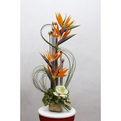 Image result for designer flower arrangements