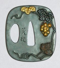 objets japonais : tsuba