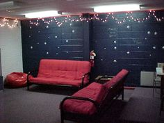Church Youth Group Room Designs | Youth Ministry -