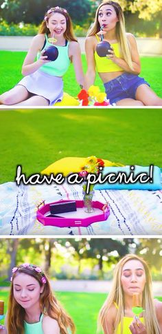 Have a Picnic | Fun Things to Do in the Summer for Teens