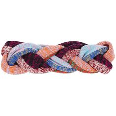 Gucci Multicolor Braided Wool Blend Infinity Scarf ($395) ❤ liked on Polyvore featuring accessories, scarves, multicolor, woven scarves, colorful infinity scarf, braided infinity scarf, round scarf and circle scarves