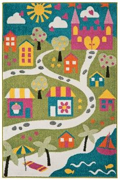 Play Princess Map