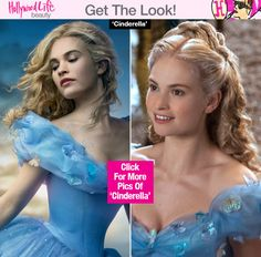 The new 'Cinderella' hits theaters on March 13, and what girl doesn't want to look like a princess? Cinderella's hair can translate into real life looks -- get them with the help of a celeb stylist below!