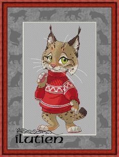 Cross Stitch Pattern Cats Funny Cat kitten Love Shoe Sweet Shoe Home animal Counted Cross Stitch Pattern  Instant Download Epattern