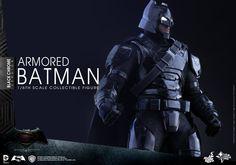Batman v Superman Armored Batman Hot Toy