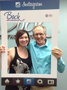 We love to see our patients with big smiles when they get their braces off!  www.bockortho.com