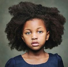 16 Little Fro's Too Adorable And Fierce For Words Read the article here - http://www.blackhairinformation.com/general-articles/playlists/16-little-fros-too-adorable-and-fierce-for-words/