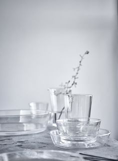 ikea viktigt 2016 collection glassware