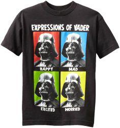 Star Wars Boys 8-20 Star Wars Yth Express Vader - http://geekz.technology/star-wars-boys-8-20-star-wars-yth-express-vader